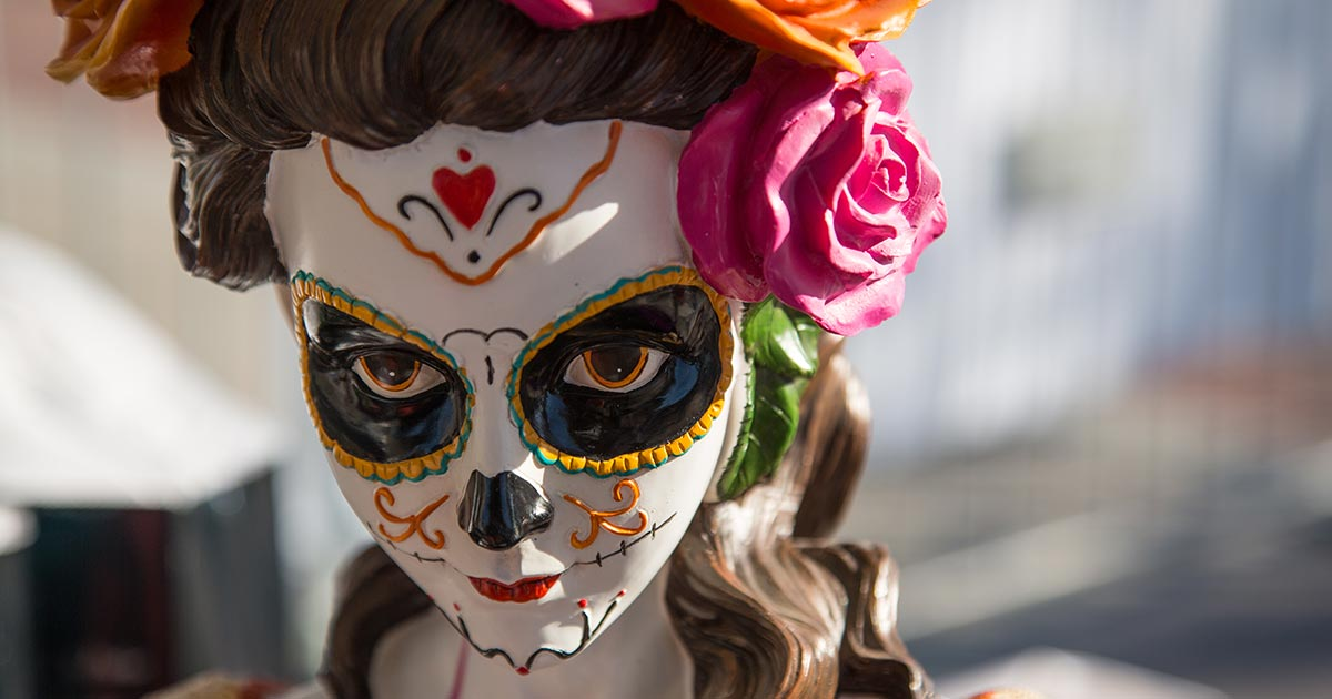 About Denton S Day Of The Dead Festivaldenton S Day Of